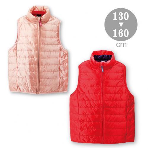 女童保溫纖維棉背心 15W-901501
