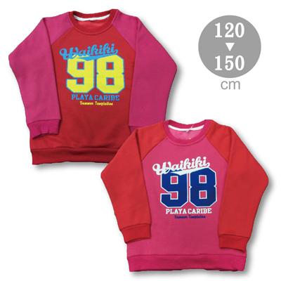 大女童仿絨T桖 15W-F903502