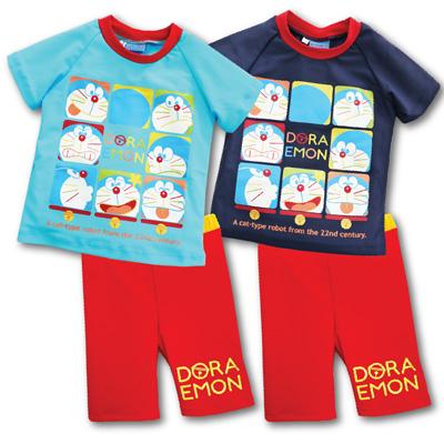 哆啦A夢兩件式泳裝 (藍、丈青) DORA612_已售完