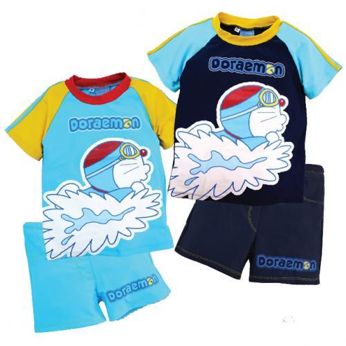 哆啦A夢兩件式泳裝 (丈青、藍) DORA613_已售完