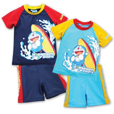 哆啦A夢兩件式泳裝 (藍、丈青) DORA616_已售完