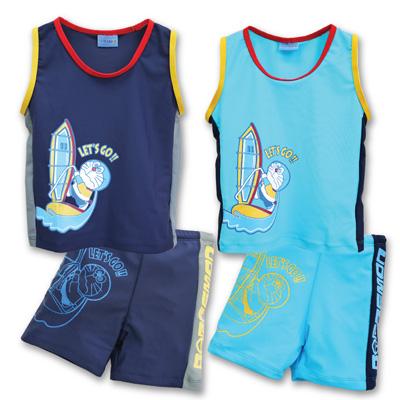 哆啦A夢兩件式泳裝 (藍、丈青) DORA617_已售完