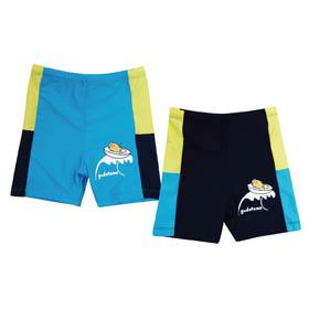 蛋黃哥  泳褲 (天藍,丈青)GU17-G204