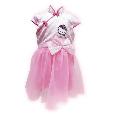 HelloKitty中國服洋裝 (粉紅) KT16-508
