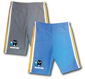 酷企鵝   泳褲  (灰,藍)  XO15-B006