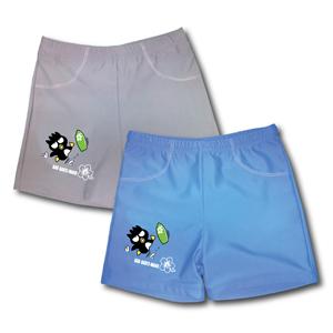 酷企鵝   泳褲  (灰,藍)  XO15-B007