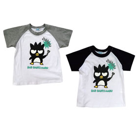 酷企鵝休閒T恤 (麻灰、丈青) XO15-L011